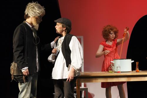 Premiere im Neusser Globe Theater