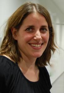 Birgit Meyer ist Nancy