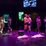 "Szenenfoto ""Spring awakening"" 2017 im Neusser Globe Theater - Foto: Hanne Brandt"